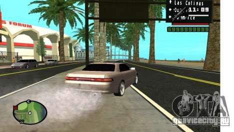 Аллея в LA для GTA San Andreas