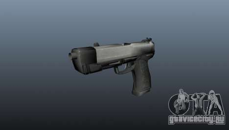Пистолет Half-Life для GTA 4