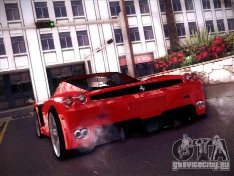 Ferrari Enzo 2003 для GTA San Andreas вид слева