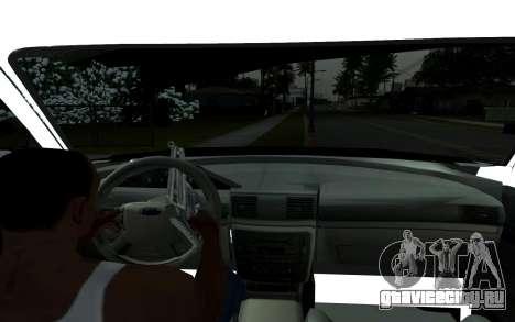 Ford Explorer Eddie Bauer 2011 для GTA San Andreas вид справа