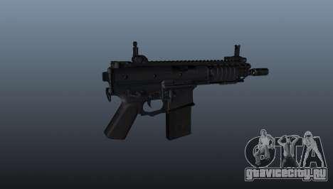 Винтовка KAC PDW Shortstuff для GTA 4 третий скриншот