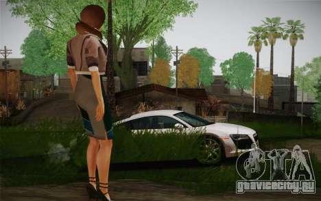 Remember Me Alexia для GTA San Andreas третий скриншот