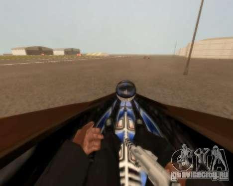 EDI для GTA San Andreas вид сбоку