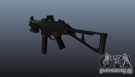 Пистолет-пулемёт HK UMP 45 для GTA 4 второй скриншот