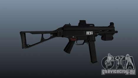 Пистолет-пулемёт HK UMP 45 для GTA 4 третий скриншот