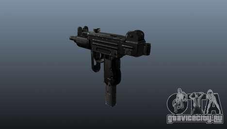 Пистолет-пулемёт IMI Mini Uzi для GTA 4 второй скриншот