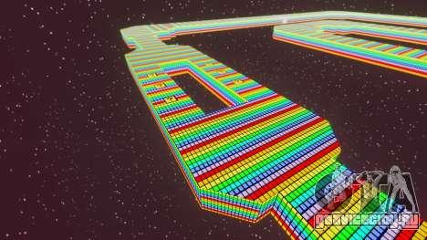 Радужная дорога для GTA 4 четвёртый скриншот