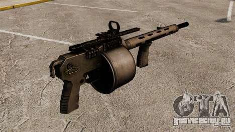 Ружьё Striker для GTA 4 второй скриншот