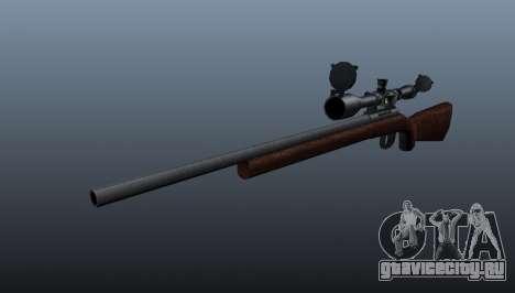 Спортивное снайперское ружьё Winchester Model 70 для GTA 4