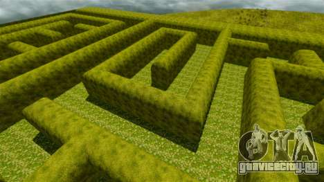 Лабиринт для GTA 4 пятый скриншот