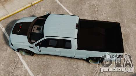 Saleen S331 Supercab 2008 для GTA 4 вид справа