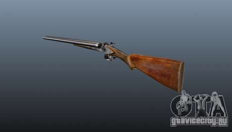 Охотничье двуствольное ружье ТОЗ БМ-16 для GTA 4 второй скриншот