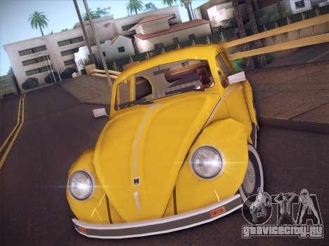 Volkswagen Käfer для GTA San Andreas