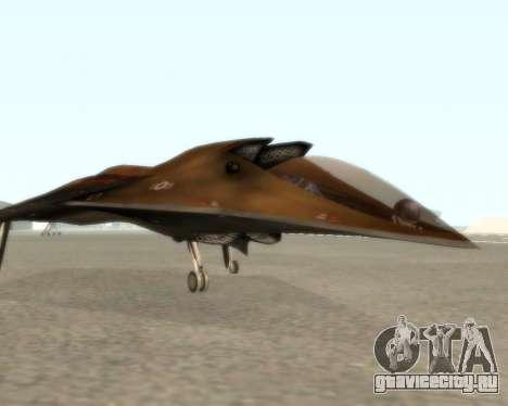 EDI для GTA San Andreas вид слева