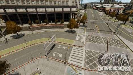 Liberty City Race Track для GTA 4 девятый скриншот