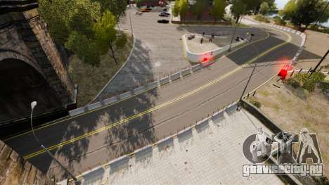 Liberty City Race Track для GTA 4 четвёртый скриншот