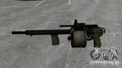 Ружьё Striker для GTA 4 третий скриншот