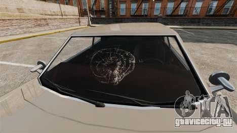 Новые эффекты стекла для GTA 4 второй скриншот