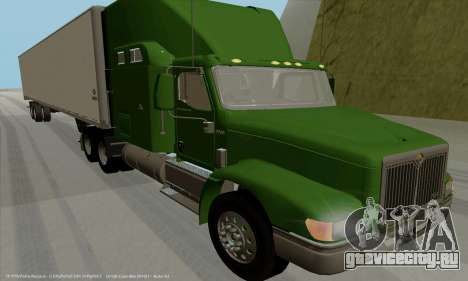 International 9400i Skyrise для GTA San Andreas