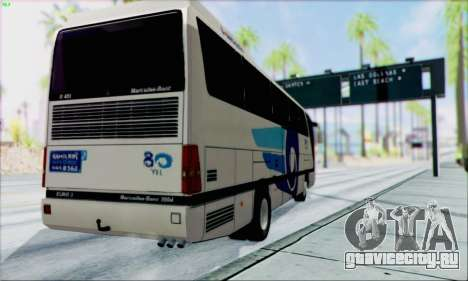 Mercedes-Benz O403 Tourismo для GTA San Andreas вид слева