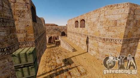 Локация Counter-Strike De_Dust2 для GTA 4 седьмой скриншот