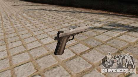 Пистолет M1911 DFMS для GTA 4 второй скриншот