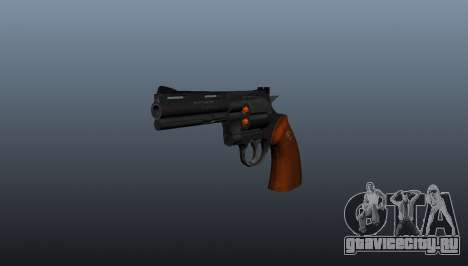 Револьвер Python 357 4in для GTA 4