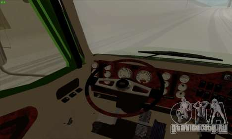 International 9400i Skyrise для GTA San Andreas вид справа