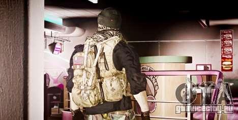 Pak from Battlefield 4 для GTA 4 третий скриншот
