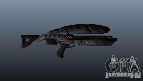 M8 Avenger для GTA 4 третий скриншот