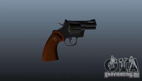 Револьвер Python 357 для GTA 4 третий скриншот
