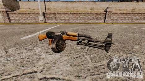 Автомат AK-47 v3 для GTA 4