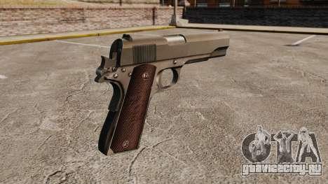 Пистолет Colt M1911 v5 для GTA 4 второй скриншот