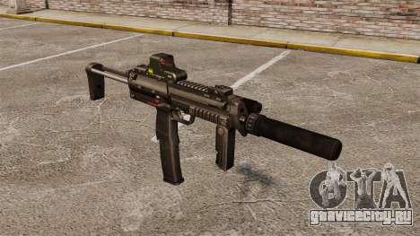 Пистолет-пулемёт HK MP7 Sopmod для GTA 4