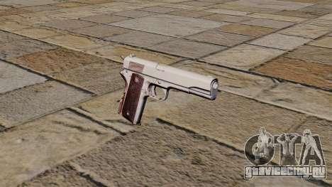 Пистолет Colt .45 M1911 для GTA 4