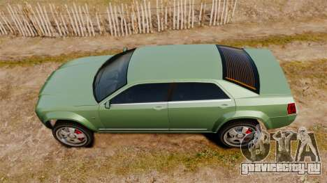 PMP600 Off-road для GTA 4 вид справа