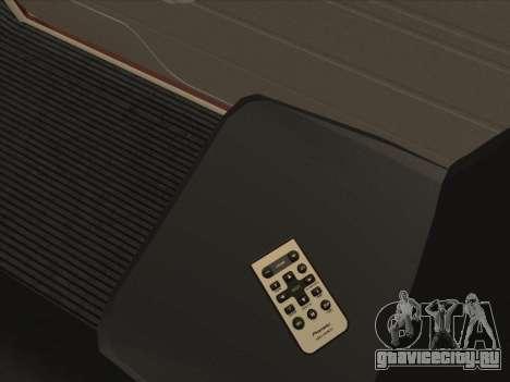 ВАЗ 1111 Ока для GTA San Andreas вид сзади
