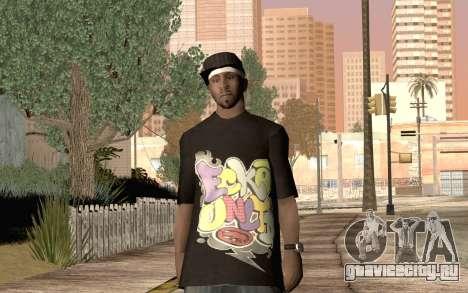 Ghetto Playboy для GTA San Andreas
