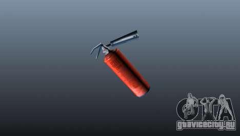 Огнетушитель для GTA 4