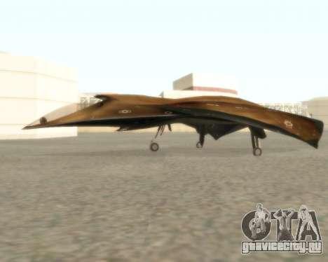 EDI для GTA San Andreas вид справа