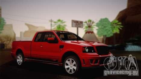 Saleen S331 Supercab 2008 для GTA San Andreas