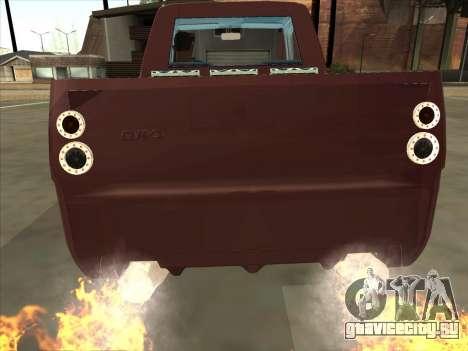 ВАЗ 1111 Ока для GTA San Andreas вид справа