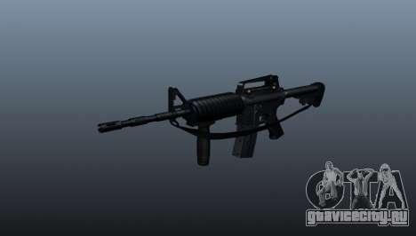 Автоматический карабин M4A1 Grip для GTA 4