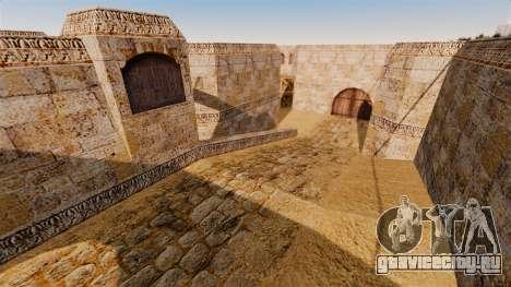 Локация Counter-Strike De_Dust2 для GTA 4 шестой скриншот