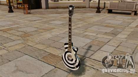 Боевая гитара для GTA 4