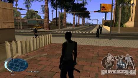C-HUD Assasins Creed 3 III для GTA San Andreas третий скриншот