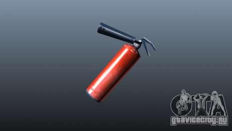 Огнетушитель для GTA 4 второй скриншот