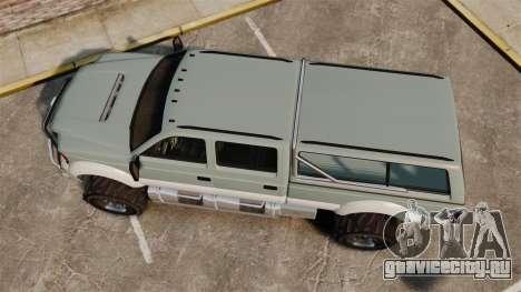 GTA V Vapid Sandking XL 4500 для GTA 4 вид справа