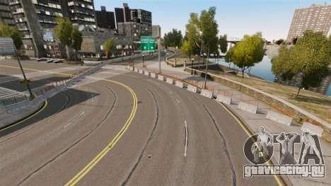 Liberty City Race Track для GTA 4 второй скриншот