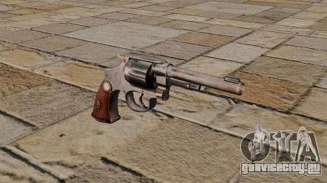 Револьвер М1917 для GTA 4